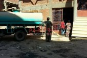بالصور محافظ بنى سويف ينهى مشكله الصرف الصحي بالواسطى
