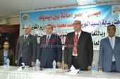 وزير القوى العامله من المنوفيه … شعار مصر أمانة بين إيديك تعبير عن حالة العامل المصري .