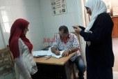 صحة ابشواى : جولات ميدانية على مستشفى ابشواى والوحدات الصحية في أول أيام العيد