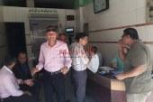ضبط للحوم وكبد مجهولة المصدر بمدينة دسوق بمحافظة كفرالشيخ