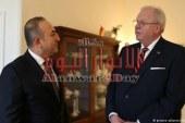 تركيا إستدعت سفير برلين لديها إستدعاءًً مكرر..