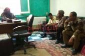 اجتماع هام لمدير صحة ابشواى مع جميع الأقسام بالإدارة  بناءا على توجيهات السيدة الدكتورة /أمال هاشم – وكيل وزارة الصحة بالفيوم