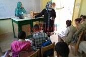 بالصوروكيل تعليم بنى سويف تتابع مدرستي اللواء طبيب والشهيد سيد طه
