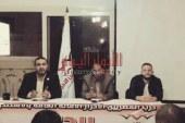 اجتماع امانة الشباب بحزب المصريين الاحرار