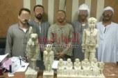 """سقوط عصابة """"ارجع يا محمد ابوك لقى آثار"""" بمدينة نصر"""