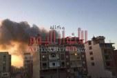 إرهابيون يفجرون عبوة ناسفة داخل مسجد «الروضة» بالعريش أثناء صلاة الجمعة