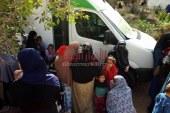 بالصور : متابعة فعاليات اليوم الثاني للقافلة الطبية العلاجية بقرية سنرو القبلية بابشواى