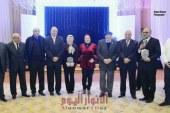 الدمرداش والشريطي يكرمان رؤساء مجالس الزهور السابقين في حفل خاص بالتجمع الخامس