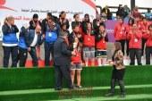 لأول مرة منتخب يفوز بالكأس الاقليمى لكرة القدم النسائية الموحدة