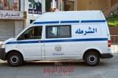 مطاردة أمنية بالأردن تنتهى بوفاة مقيم مصرى