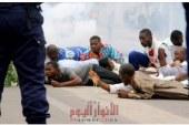 قتلي وجرحي واعتقالات في مظاهرات اجتاحت الكونغوا الديمقراطية