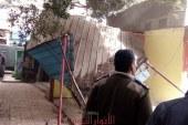 حملة مكبرة لإزالة الإشغالات بحي شرق شبرا الخيمة
