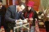 إحتفالية توقيع كتاب مذكرات فلول لمؤلفه الفنان تامر عبد المنعم