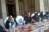 """برعاية اللواء """"محمد النمر""""….مؤتمر دعم"""" السيسى """" بسوهاج"""