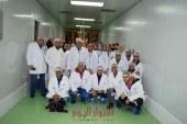 صيدلة جامعة سوهاج تختتم زيارتها العلمية الأولى لمصانع الأدوية