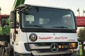 سحب 64 رخصة قيادة والتصالح في 100 مخالفة ونش خلال حملة بمركز بنها