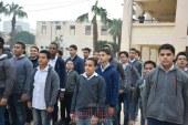 انتظام الدراسة في ٢٢٨١مدرسة و اضافه ١١مدرسة جديدة للخدمة بالاسكندريه.