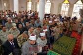 تشييع جنازة شهيد بمحافظة القليوبية