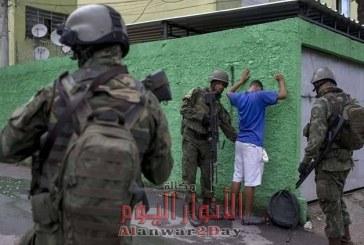 رئيس البرازيل يعسكر أمن العاصمة لآن الشرطة خذلته