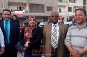 بالصور .. تنظيم مؤتمر جماهيرى حاشد بالطالبية لدعم وتأييد السيسى