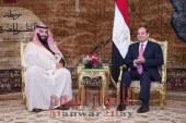 مصر والسعودية ترفضان التدخلات الإيرانية بالشأن العربي