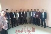 المجلس العربي لحقوق الإنسان وبالتعاون مع المنظمة المصرية الدولية يعقد دورة تدريبية تثقيفية لمتابعي الإنتخابات الرئاسية