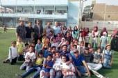 جمعية السواقي تحتفل بيوم اليتيم …..رسم البسمة علي وجه الأطفال. ……