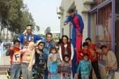 جمعية تنمية المجتمع المحلي بميت عنتر في ضيافة نادي النيل بالمنصورة