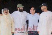 """ولي العهد السعودي: """"رمضانك أحلي مع السيسي"""""""