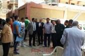 """بالصور..النائب """"طارق سعيد حسانين"""":  إنتهاء توصيل الغاز الطبيعي لـبلوكات أرض عزيز عزت بـإمبابة"""