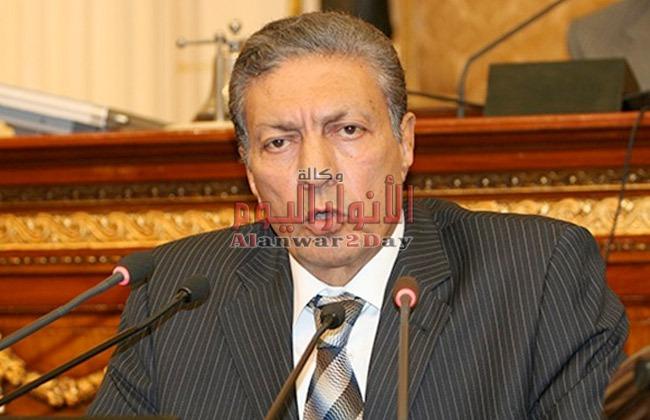 النائب سعد الجمال : الخارجية الأمريكية تدعى كذباً بانتهاك حقوق الانسان فى مصر سيراً خلف منظمات مأجورة