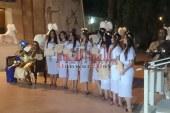 """بالصور…إحتفالاً باليوم العالمي للسياحة تتويج """"ملكات جمال العرب"""" على الطريقة الفرعونية"""