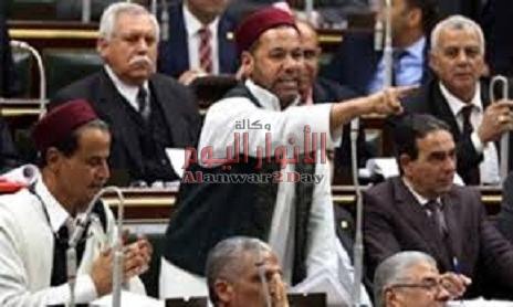 سلميان العميرى يتقدم باقتراح برغبة لتخصيص 75% من إيرادات مخالفات المرور لوزارة الداخلية