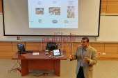 بالصور…. جامعة النيل الأهلية تستضيف العالم المصري شريف البسيوني المتخصص في علوم الأعصاب