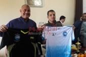 """""""مستقبل وطن"""" يجري قرعة دوري لكرة القدم بشمال سيناء فى أول مسابقة للحزب داخل المحافظة"""