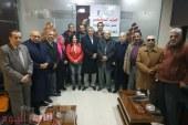 هاني عدلي يقود الاجتماع الدوري لحزب المؤتمر بغرب الاسكندرية