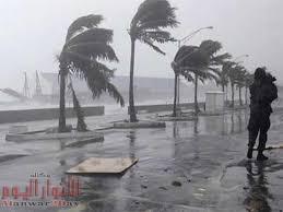 طقس غير مستقر لـ3 أيام: أمطار ورياح مثيرة للأتربة
