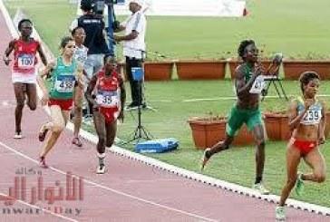 31 رياضي ورياضية يمثلون الجزائر في البطولة الإفريقية لألعاب القوى