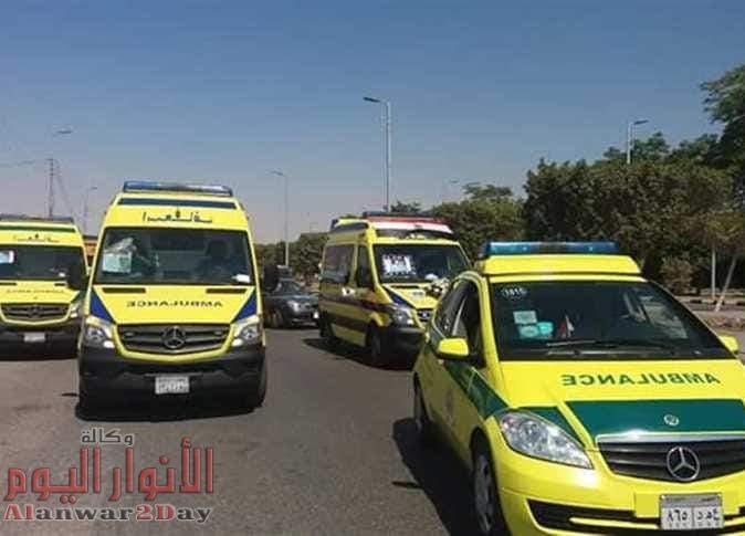 اختنا ق العشرات في مجمع مدارس بالإسكندرية بسبب تسرب غاز الكلور