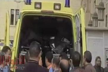 ضابط النزهة الشهيد اشتبه في سيارة هيونداي.. فأطلق شخصان النيران على القوة