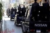 ضبط 34 متهما بالاتجار في المخدرات في حملات أمنية بالجيزة