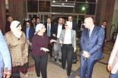 وزيرة الصحة تزور الطبيب الشاب محمد صلاح وتوجه بعلاجه في ألمانيا على نفقة الدولة