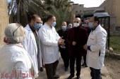 جولة ميدانية لوكيل وزارة الصحة بالشرقية علي عدد من مستشفيات المحافظة