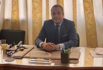 تهنئة قلبية لترقية معالي المستشار Amr Hegazy  لرئيس نيابة من الدرجة (أ)