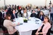 خلال مشاركتها في فعاليات إطلاق مشروع المرأة في التجارة الدولية بمصر