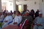 ندوة عن التفكك الأسرى والأمية بمدينة دسوق