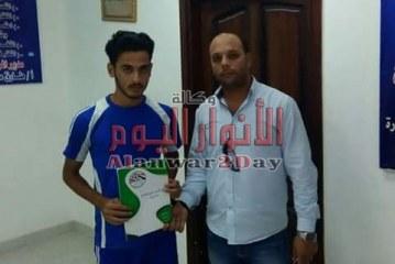 """ابوصوير الرياضى يتعاقد رسميا مع """"حمص"""" بعد دخول الدراويش فى مفاوضات مع اللاعب"""