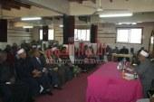 انعقاد الجمعية العمومية لمجلس الآباء ومعملين منطقة قنا