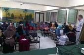 صحة الفيوم تدرب الممرضات على خدمات رعاية الامومة والطفولة