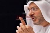وزير الخارجية الاماراتي يتهم شفيق بنكران الجميل بعد اتهامه للامارات بمنعه من السفر الي مصر